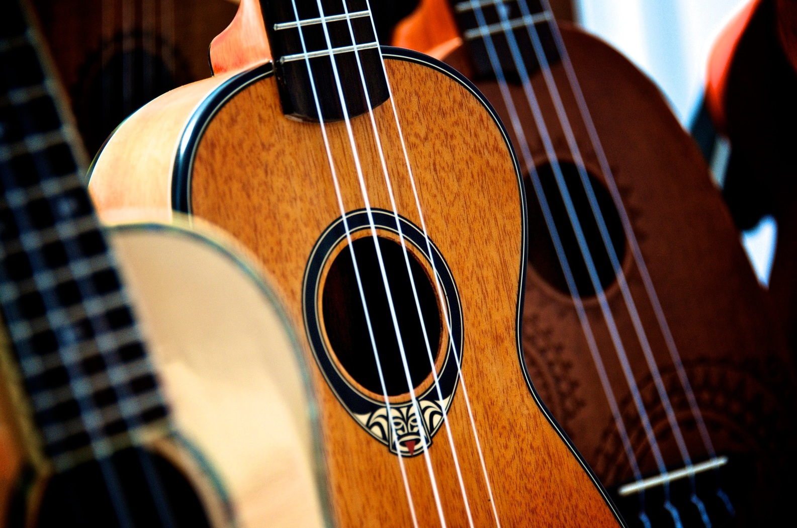 Ukelele For Your Trip